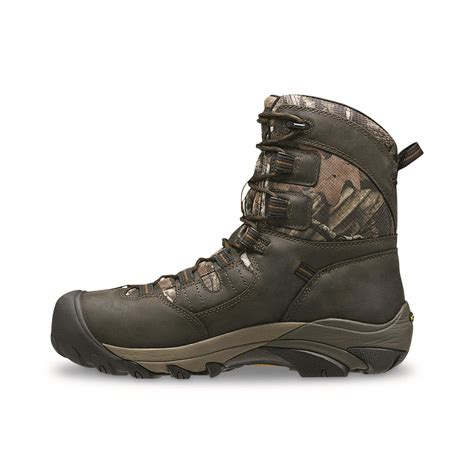 keen mens boots keen s utility detroit 8 quot waterproof work boots