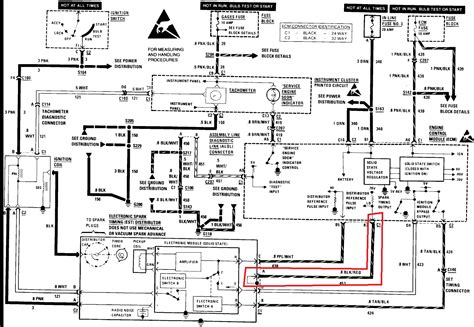 tbi distributor wiring diagram 28 images chevy 350 tbi