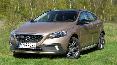 eng volvo  cross country  test drive  review youtube
