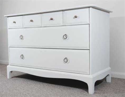 vintage bedroom colours stag minstrel chest of drawers 6 dresser vintage