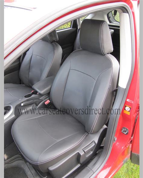 nissan car seat covers nissan qashqai seat covers car seat covers direct
