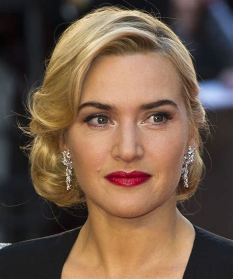 kate winslet hairstyles for 2018 celebrity hairstyles by thehairstyler com