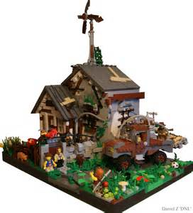 post apocalyptic lego homestead my green misadventure