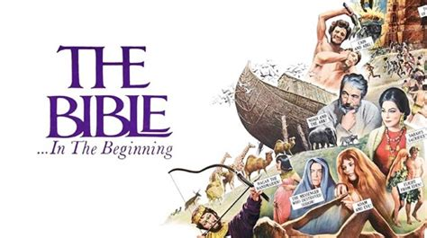 tcm the bible in the beginning 1966