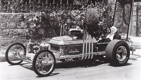 Where Is The Munsters Car Today by Munster Mockingbird Heights Usa