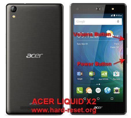 battery reset button acer laptop how to easily master format acer liquid x2 with safety
