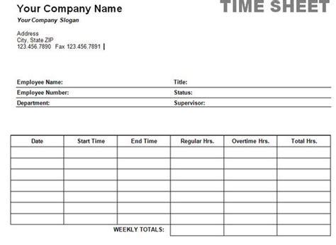 printable driver timesheets free printable timesheet templates printable weekly time