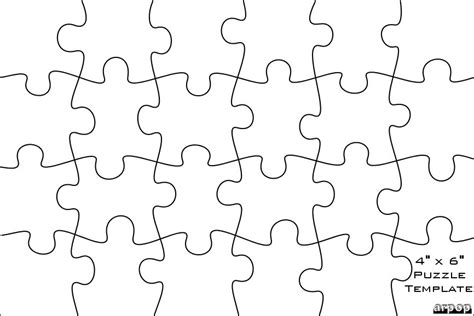 Free Scroll Saw Patterns By Arpop Jigsaw Puzzle Templates Printable Templates Pinterest Puzzle Template Pdf