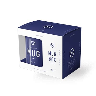 Box Mug custom mug boxes mug packaging boxes oxo packaging