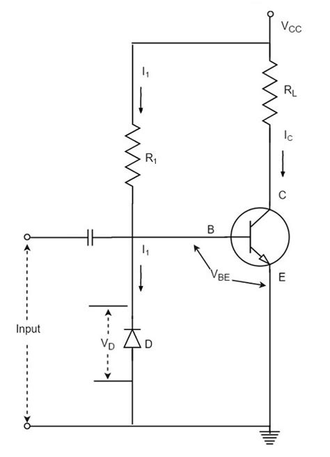 what is diode compensation bias compensation