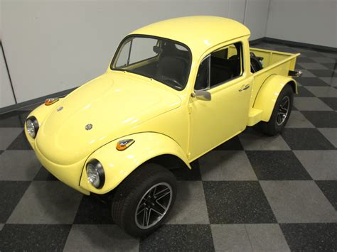 volkswagen baja beetle streetside classics  nations trusted classic car consignment
