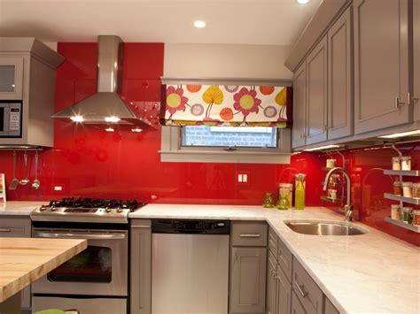 red eclectic kitchen photos hgtv 13 almost free kitchen updates hgtv