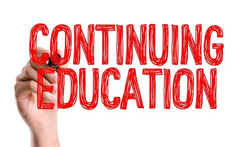 How Many Ceu S For An Mba by The Best Continuing Education Opportunities For Financial