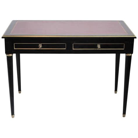 Style Writing Desk by Louis Xvi Style Writing Table Desk At 1stdibs