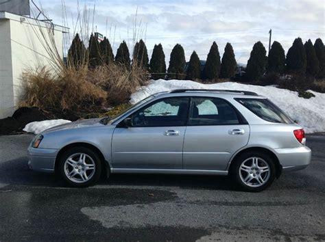 subaru 2 5 rs wagon 2005 subaru impreza 2 5 rs awd 2 5 rs 4dr sport wagon in