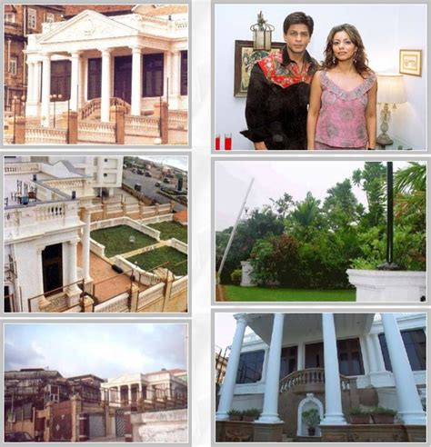 srk house entertainment world shahrukh khan house