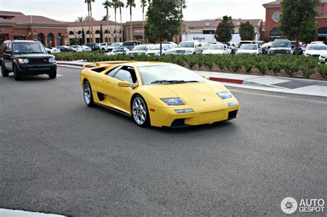 Lamborghini Diablo 2014 Lamborghini Diablo Vt 6 0 3 June 2014 Autogespot