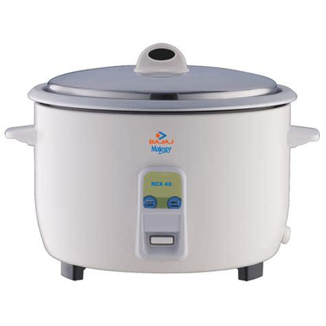 Rice Cooker Jumbo bajaj majesty rcx42 rice cooker price buy bajaj majesty