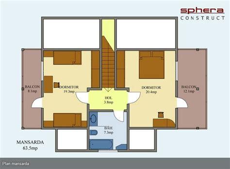 slope house plans functional design proiecte de case in panta un design functional