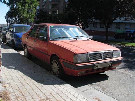 lancia prisma diesel photos and comments www picautos