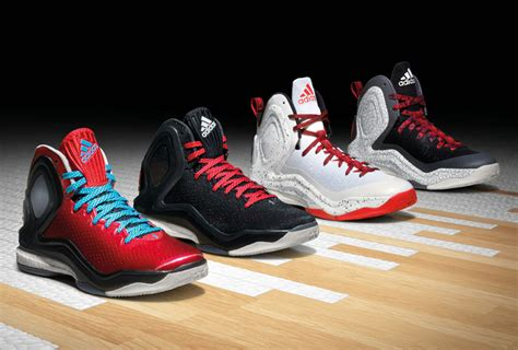 derrick new basketball shoes adidas basketball unveils the d 5 sneakernews