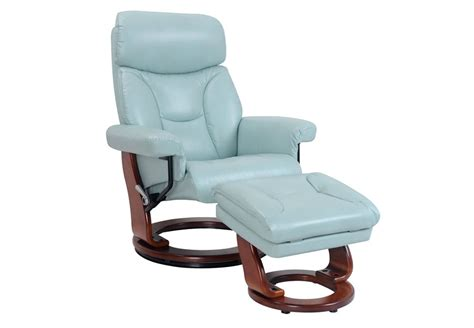 benchmaster swivel recliner chair ottoman set benchmaster recliner accessories leather look recliner