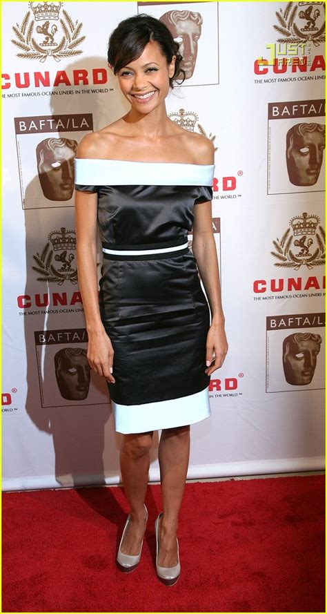 Most Consistent On The Carpet In 2007 Thandie Newton by Thandie Newton Ol Are Carpet Ready Photo