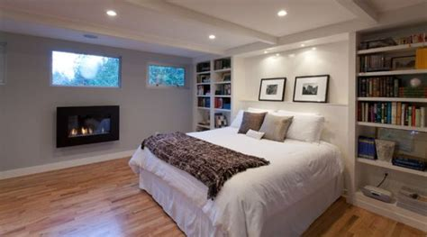 Useful Tips For Creating A Beautiful Basement Bedroom Interior Basement Bedroom