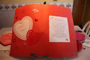Diy valentine s day gifts for him turning a new page