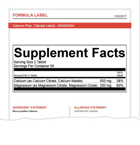 r d supplements genesis r d supplements formulation software version 1 1