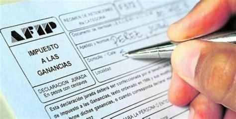 devolucion impuesto a las ganancias aguinaldo 2016 enterate de c 243 mo pod 233 s solicitar la devoluci 243 n de
