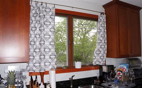 Kitchen Curtains Modern Modern Kitchen Curtains Home Design Ideas
