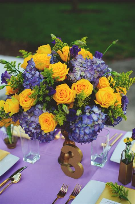 lavender and yellow wedding ideas every last detail