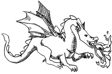 Coloriage Dragon 321 Coloriage