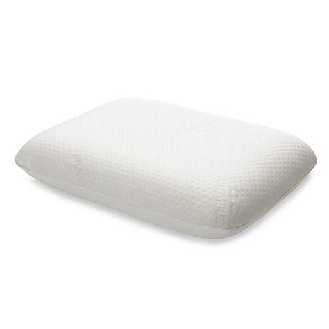 tempur pedic pillow tempur pedic 174 classic pillow bed bath beyond