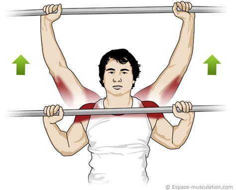 musculation et fitness programme de musculation interm 233 diaire