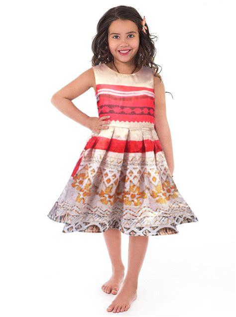 Dress Princess Custome 07 adventures polynesian princess dress up costume for