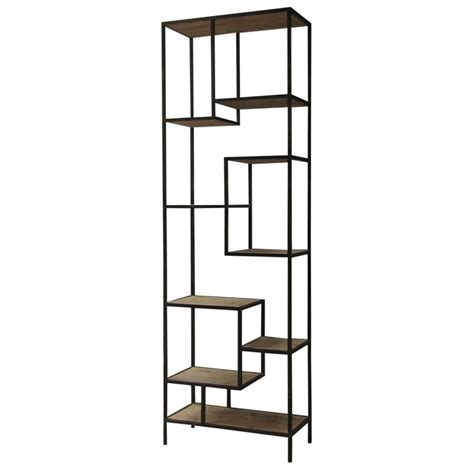 ideas wood and metal bookcase home furniture ideas metal