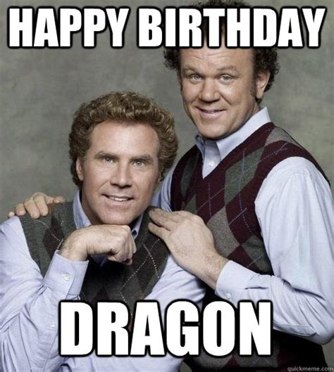 step brothers birthday meme quotes