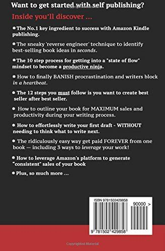 libro how to write a libro how to write a non fiction kindle ebook in 7 days that actually sells di wesley atkins