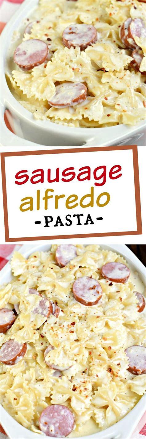 turkey sausage alfredo pasta recipe 100 sausage recipes on chicken sausage