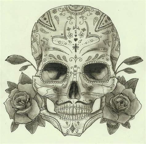 dia de los muertos tattoos for men el dia de los muertos by gustavovial dia de los muertos