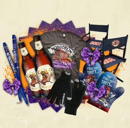 free hobgoblin halloween giveaway gratisfaction uk - Giveaway Sites Uk