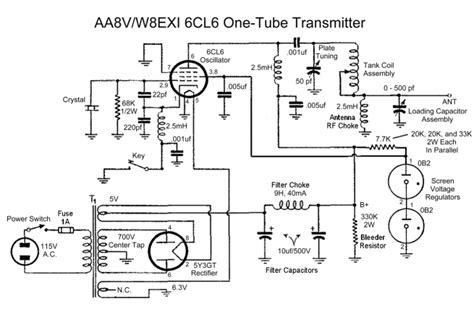 100 Floors Hd Level 89 - the aa8v w8exi 6cl6 one transmitter schematic