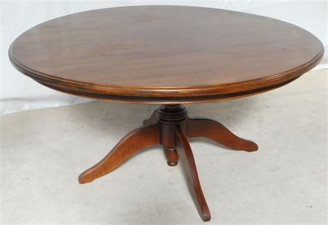 table that seats 8 large pedestal mahogany dining table to seat eight