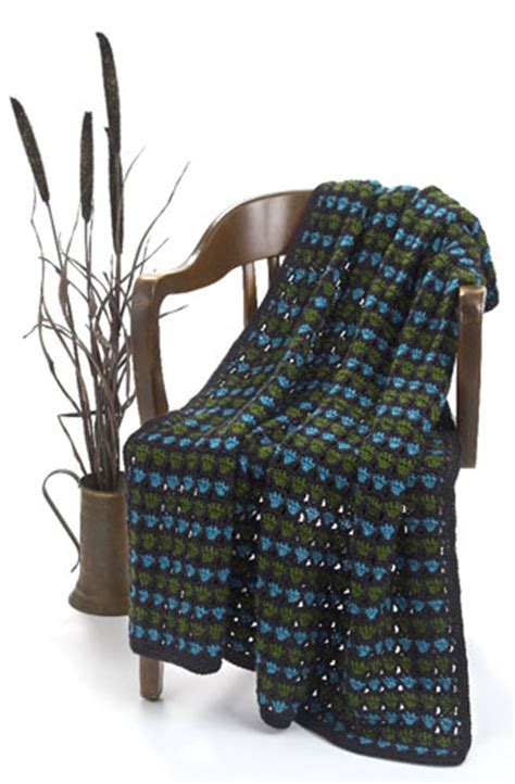 caron simply soft eco yarn forest floor eco friendly afghan crochet pattern from caron yarn