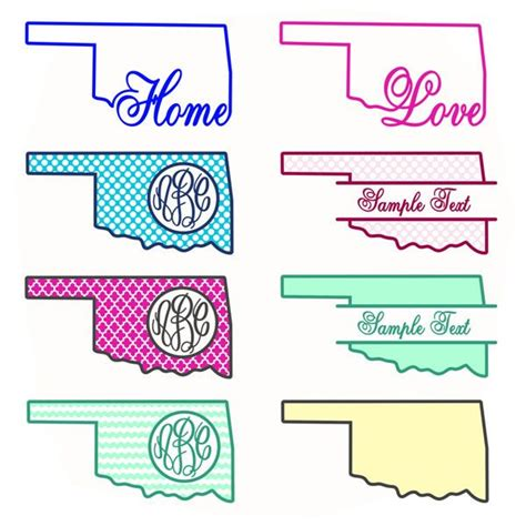 sooner state pattern works blackwell ok 17 best images about svg on pinterest vinyls cutting