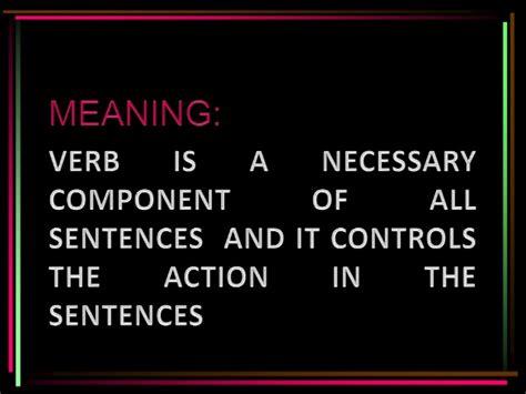 drive verb 3 the verb
