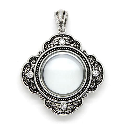 lockets for jewelry pendant jewelry antique glass floating locket with