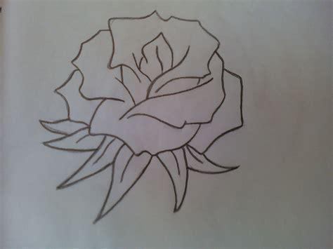 imagenes de rosas dibujadas con lapiz mis dibujos dbz zelda homero etc arte taringa